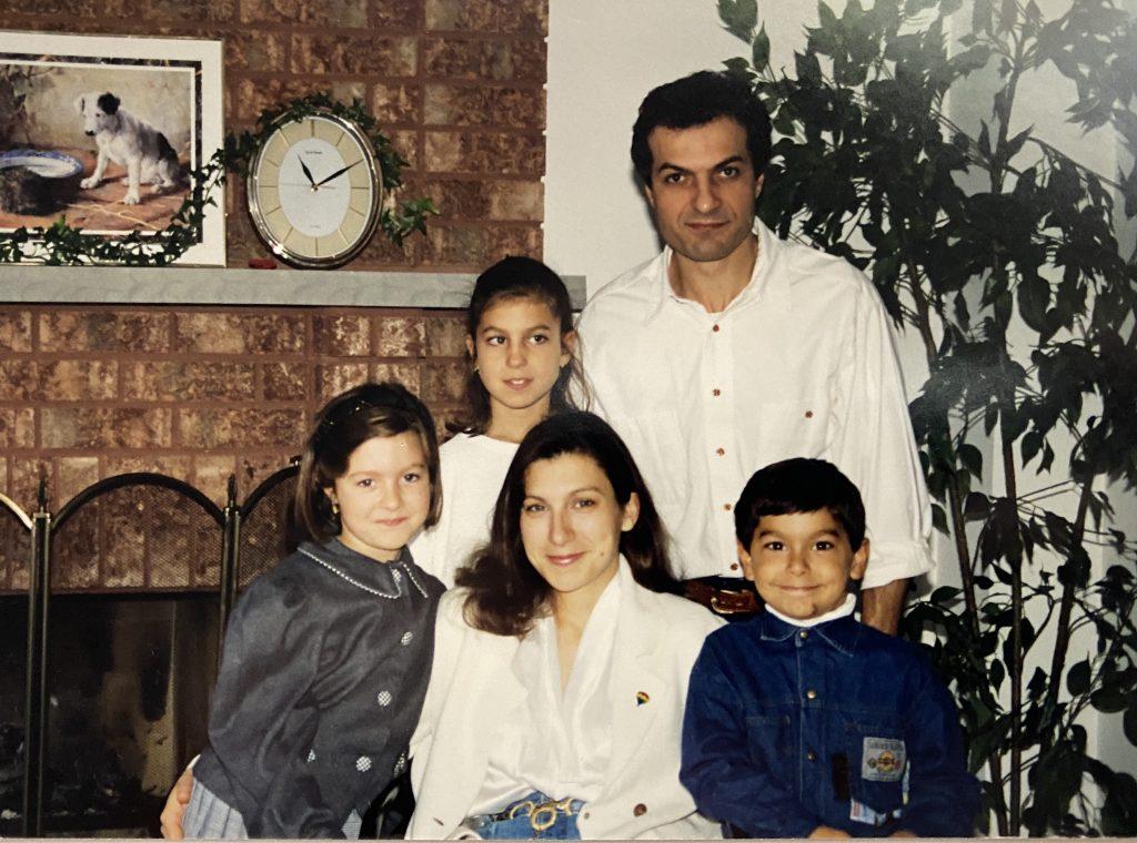 Family photo, Divito Family, Founder Story