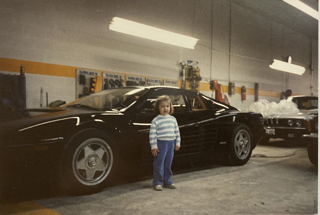 Child, Car, Collision Repair, Founder Story